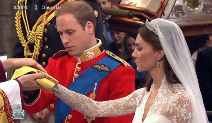 La famille royale porte-t-elle des bagues de mariage ?